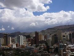 La Paz ville