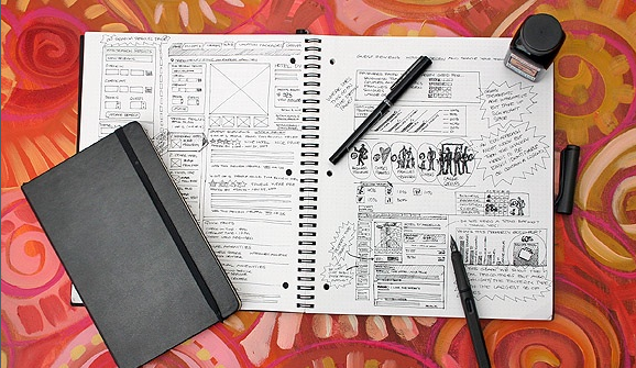 the Geniant blog — The Fine Art of Wireframes