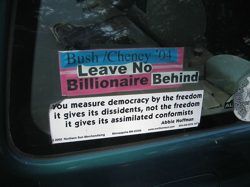 Bumper Sticker Wisdom
