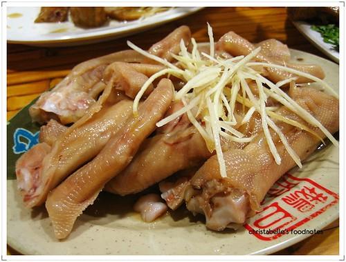 台灣鵝肉食堂鵝腿
