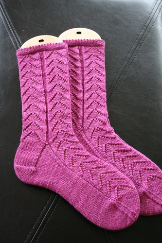 Latvian Socks