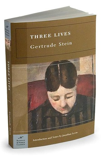 read - three lives by gertrude stein