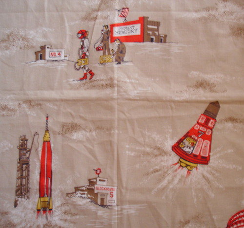 Project Mercury fabric