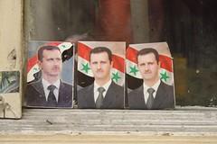 President Assad (CharlesFred) Tags: peace middleeast syria damascus hospitality damas siria honour  levant syrien syrie suriye  syrianarabrepublic  middenoost   shoufsyria    welovesyria aljumhriyyahalarabiyyahassriyyah siri
