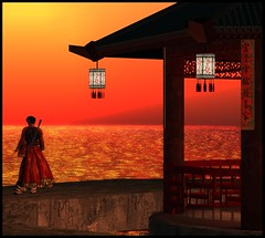 Kracht @ Kowloon (Kracht Strom) Tags: art photography 3d screenshot sl secondlife kowloon untouched windlight kracht slwindlight flickrslegend viritual krachtstrom viritualworld purewindlight
