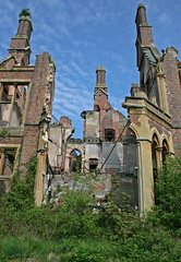 Hafodunos ([davidrobertsphotography]) Tags: decay gothic mansion derelict hafodunos abndoned