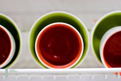 traffic lights ) (kosmos holmogor) Tags: red green ikea window shop circle lights things plates dishes crockery витрина посуда
