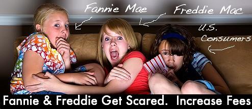 Fannie Mae and Freddie Mac Get Scared!