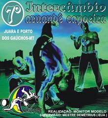 Aruandê Capoeira Juara