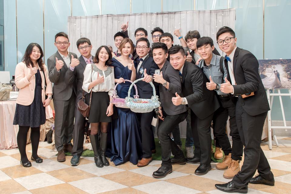 新竹婚攝 晶宴會館 婚禮紀錄 R & S 155