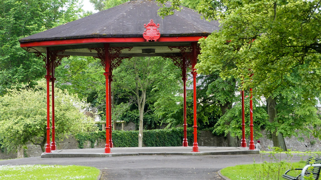 The People's Park, in Pery Square, is the principal park in Limerick City