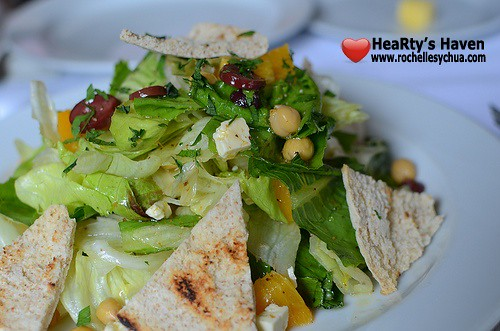 salad restaurant uno