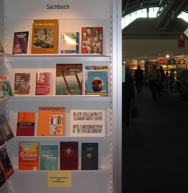 Buchmesse Halle 31 Stand G 125 by marketing-BOERSE