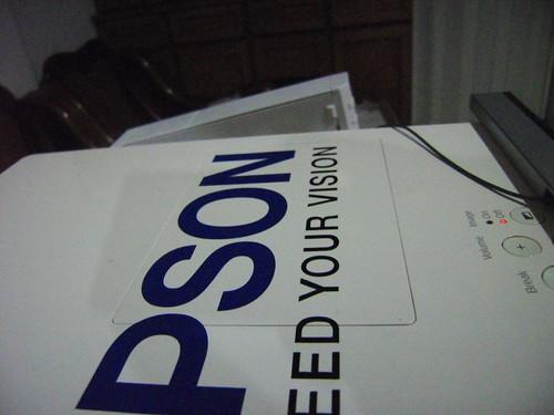 Epson EMP-TWD3
