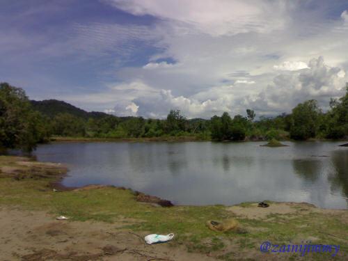 Lake gayang