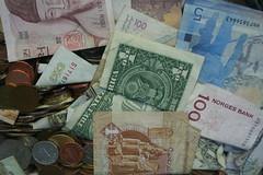 Geld (foto door: Tine & Hagen Graf)