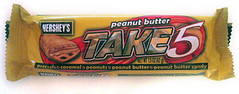 Peanut Butter Take 5 Package