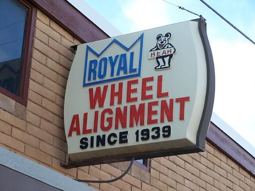 Royal Wheel Alignment