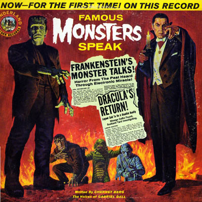 famous monsters speaks