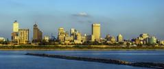 Memphis Skyline HDR [Mantiuk]