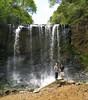 Horst und Stefan an den Mokoroa Falls