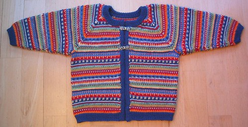 Modell Nr. 10605 from Dale Baby Collection Nr. 106