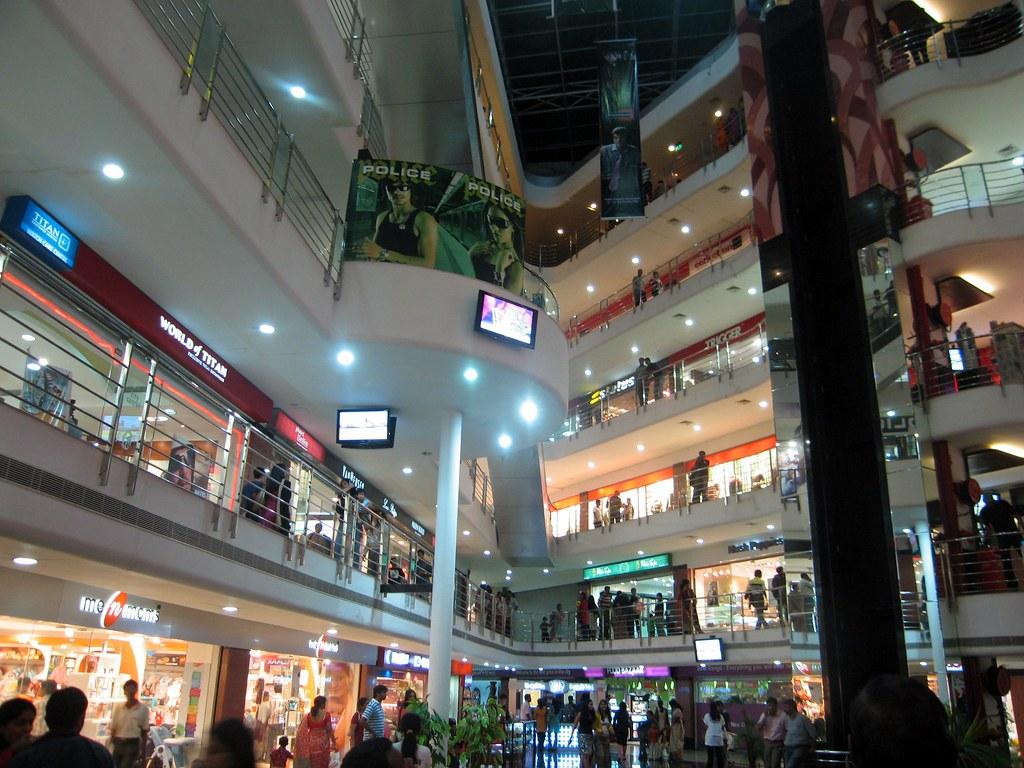 Hyderabad City Centre Mall, Banjara Hills