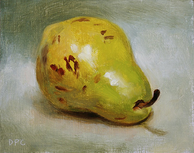 Bartlett pear #3