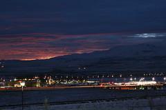 - Three Amigotrees ([CAME]r[ON] [CAR]d) Tags: longexposure sky sun cars canon lights utah highland freeway mountians killacam 400d rebelxti cameroncard cameroncardphotography killacamphotography