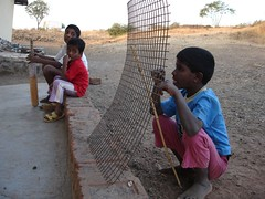 cricket time... (marian_spiers) Tags: school india boys children cricket pune ih instantfave