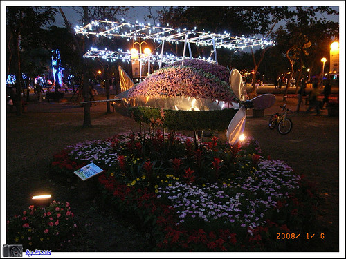 大安森林公園花展 063