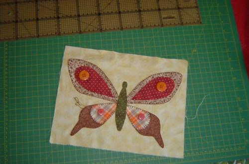 w.i.p. borboleta