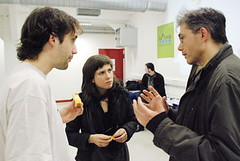 Angéline Deflandre, Guilain Omont, Frédéric Baud