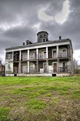 Le Beau House HDR #2 (Corey Ann) Tags: house abandoned louisiana plantation hdr lebeauplantation lebeau