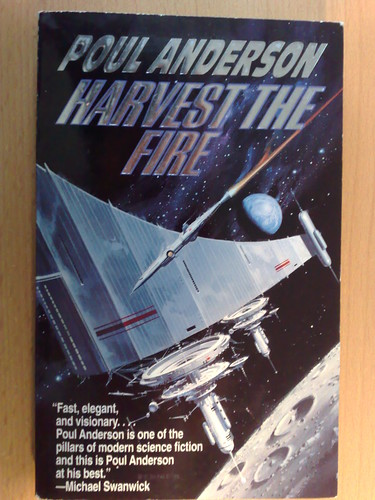 Harvest the Fire - Poul Anderson