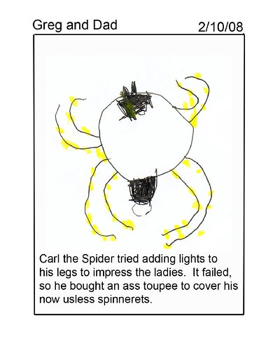 Carl the Spider