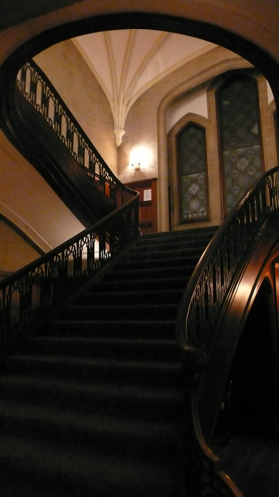 Callanwolde Milonga :: Main Staircase
