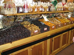 Casa de Fruta: Home of great dried fruit like this. (12/30/2007)