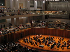 New York Philharmonic in Beijing (chrissuderman) Tags: china asia beijing seats orchestra   2008 theegg concerthall newyorkphilharmonic nyp nationalgrandtheatre  asiatour nationalgrandtheater  newyorkphilharmonicinasia newyorkphilharmonicasiatour philharmonicsasia2008tour asia2008tour
