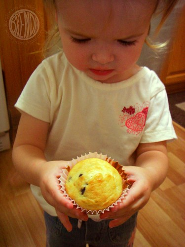 a muffin for Bug