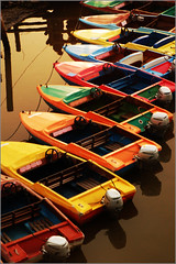 Boats in Color (Viperium) Tags: park color water d50 boats photography israel nikon spirit motor peer yarkon superbmasterpiece artlegacy spiritofphotography