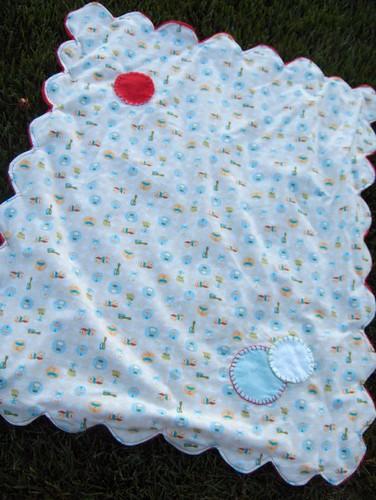 baby blanket again