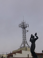 Lima statue