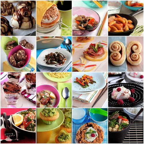 Food Photography Compilation