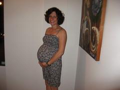 Rachel 38 Weeks