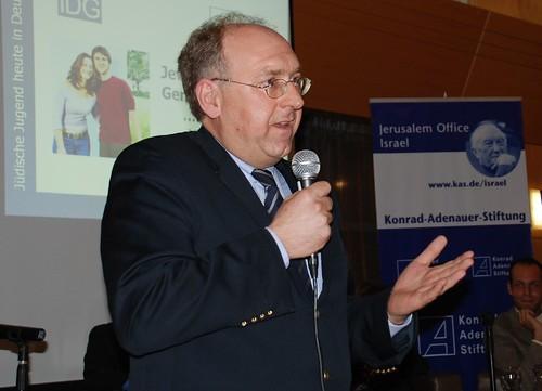 Andreas Schmidt MdB, Vorsitzender des Rechtsausschusses des Deutschen Bundestages.