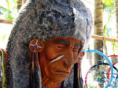 Navajo (sweetsexything) Tags: navajo dreamcatchers indianmask indianceremonialmask
