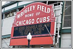 Las Vegas Showgirls (swanksalot) Tags: las vegas chicago sign baseball text wrigleyfield wrigley showgirls chicagocubs chicagoist swanksalot 74642 sethanderson