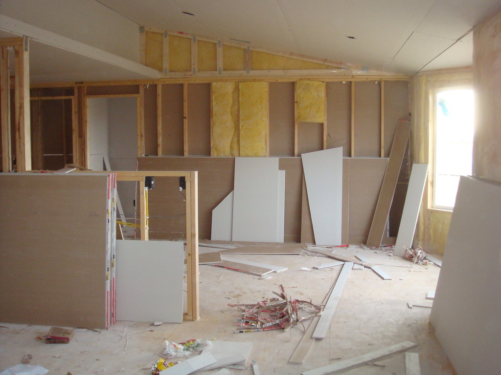 Dry Wall Construction : The world s best photos of drywall and plasterboard