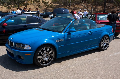 Laguna Seca Blue BMW M3 Convertible , originally uploaded by jchennav -farm3.static.flickr.com